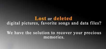 camera recovery - deleted restore